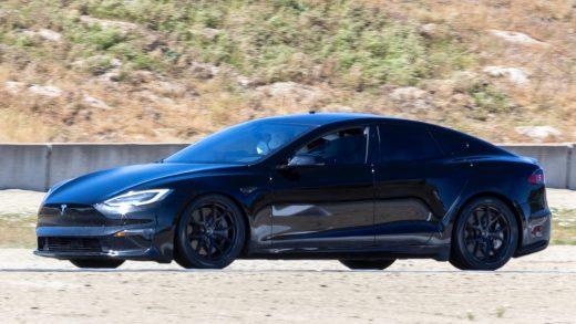 Tesla Model S Plaid Washington