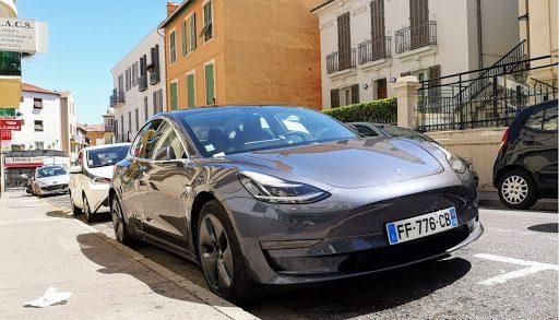 Tesla Model 3 France