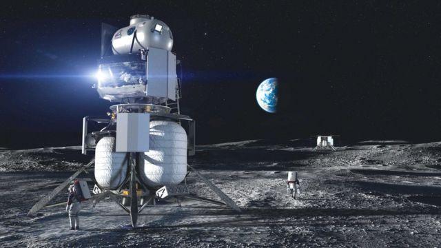 Blue Origin NASA