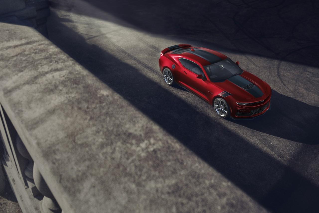 Chevrolet Camaro (Credit: Chevrolet)