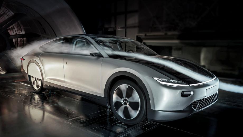 Lightyear One Tesla