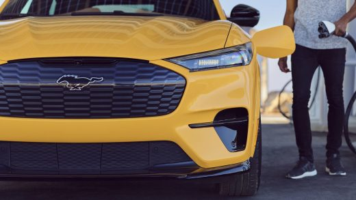 Mustang Mach-E GT Performance Edition. Ford