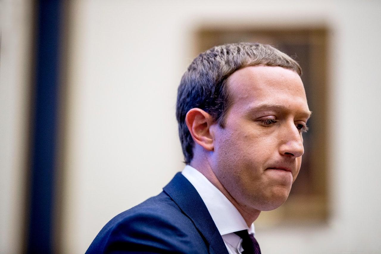 mark zuckerberg jeff bezos