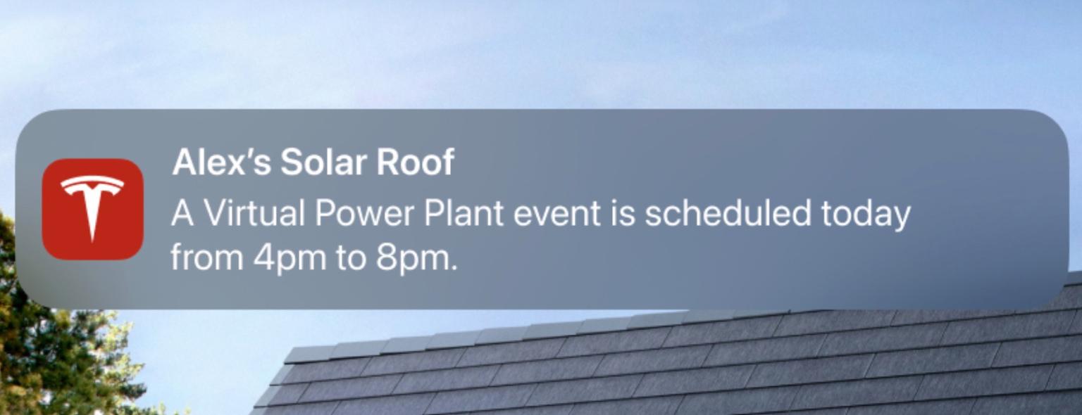 Tesla Virtual Power Plant