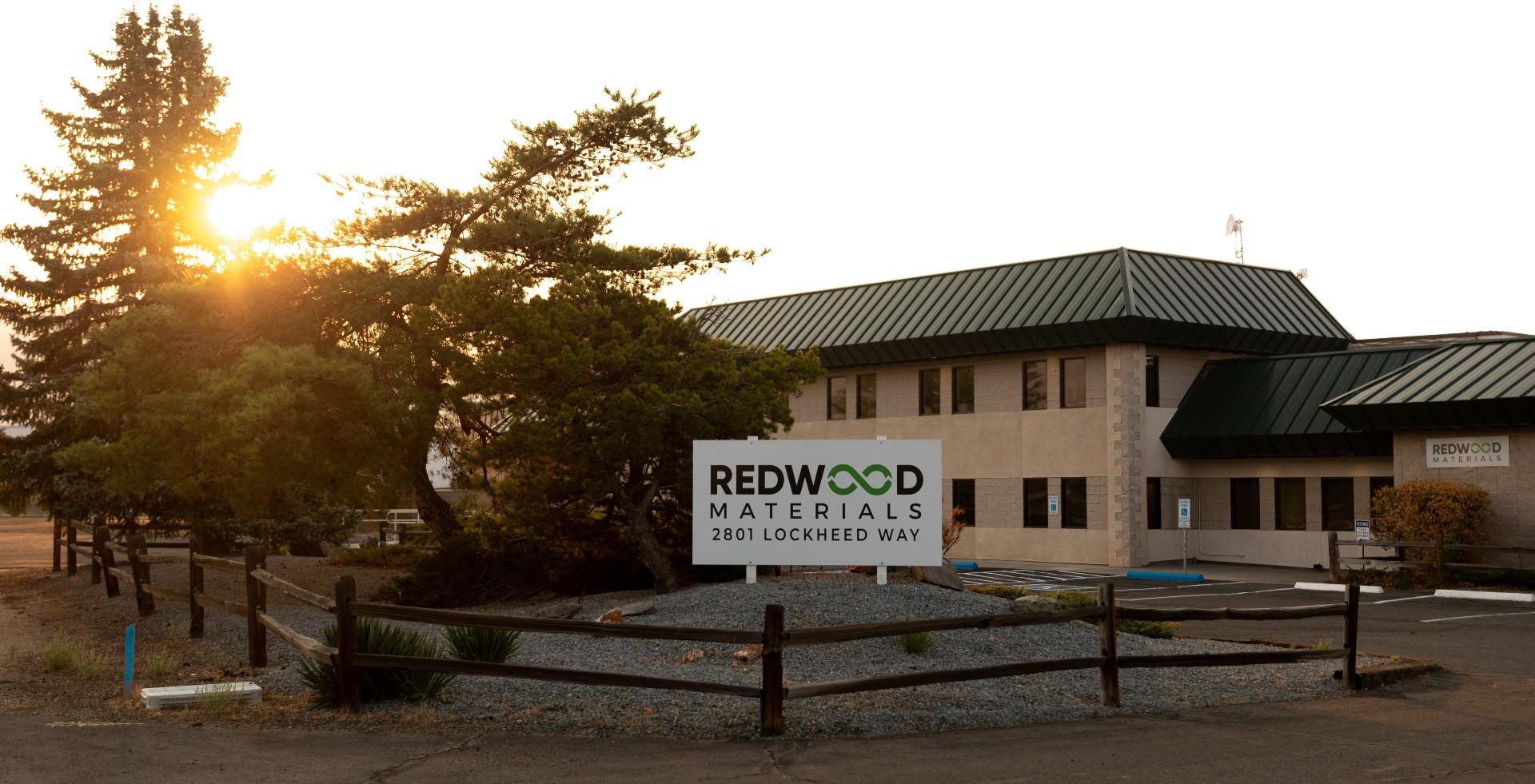 Redwood Materials