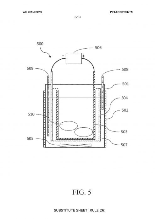 Credit: US Patent Office | Tesla