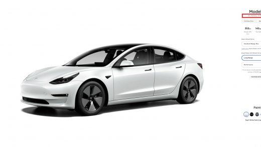 Tesla Model 3 Long Range