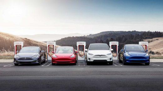 tesla supercharger Europe