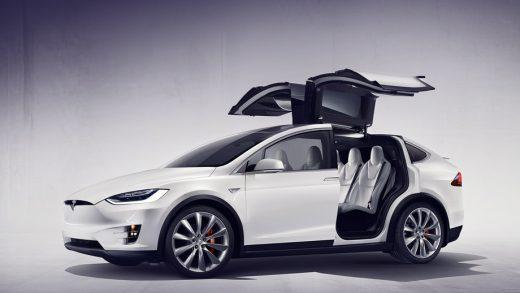 Tesla Model X. Tesla