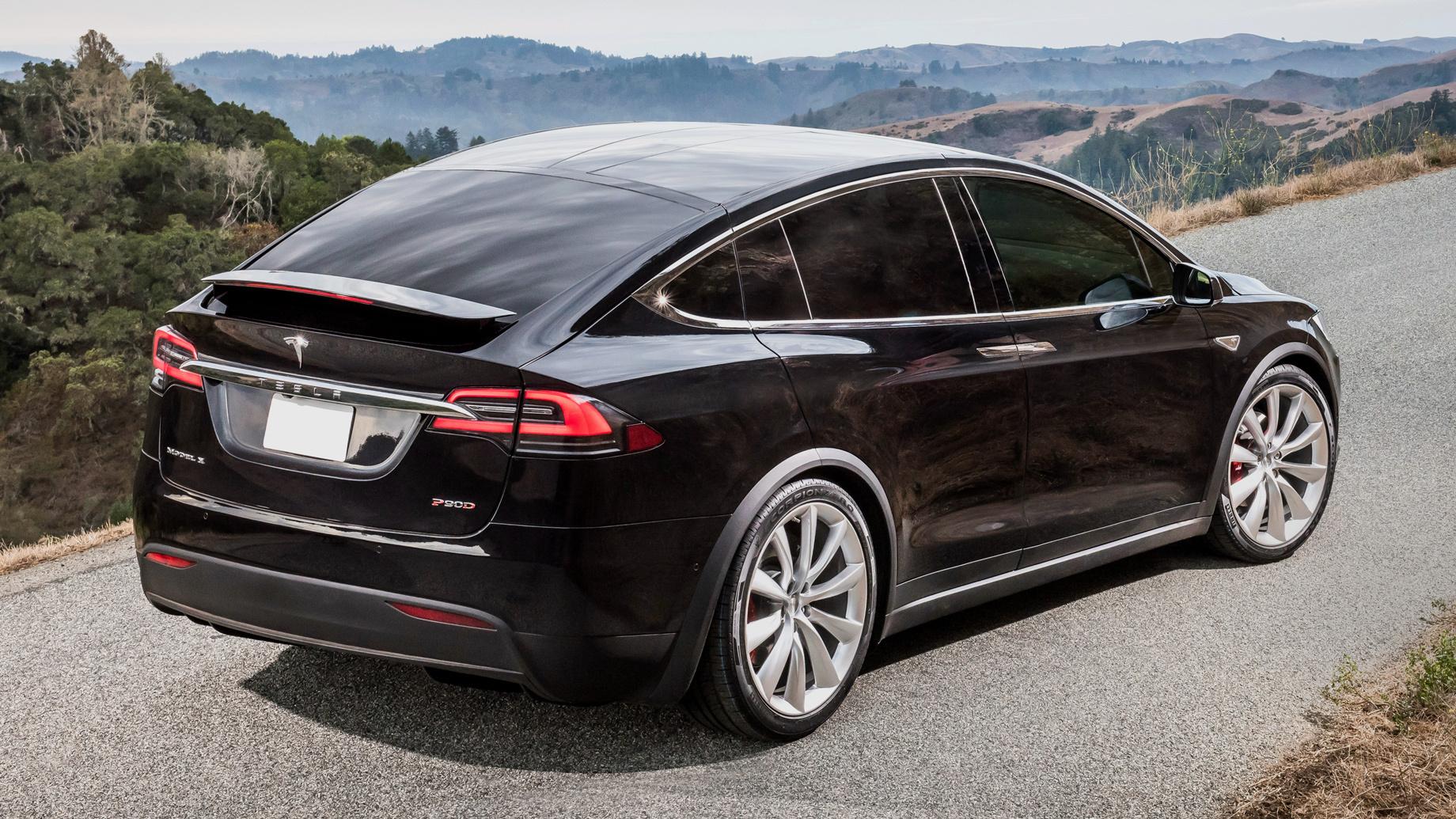 Tesla X Long Range