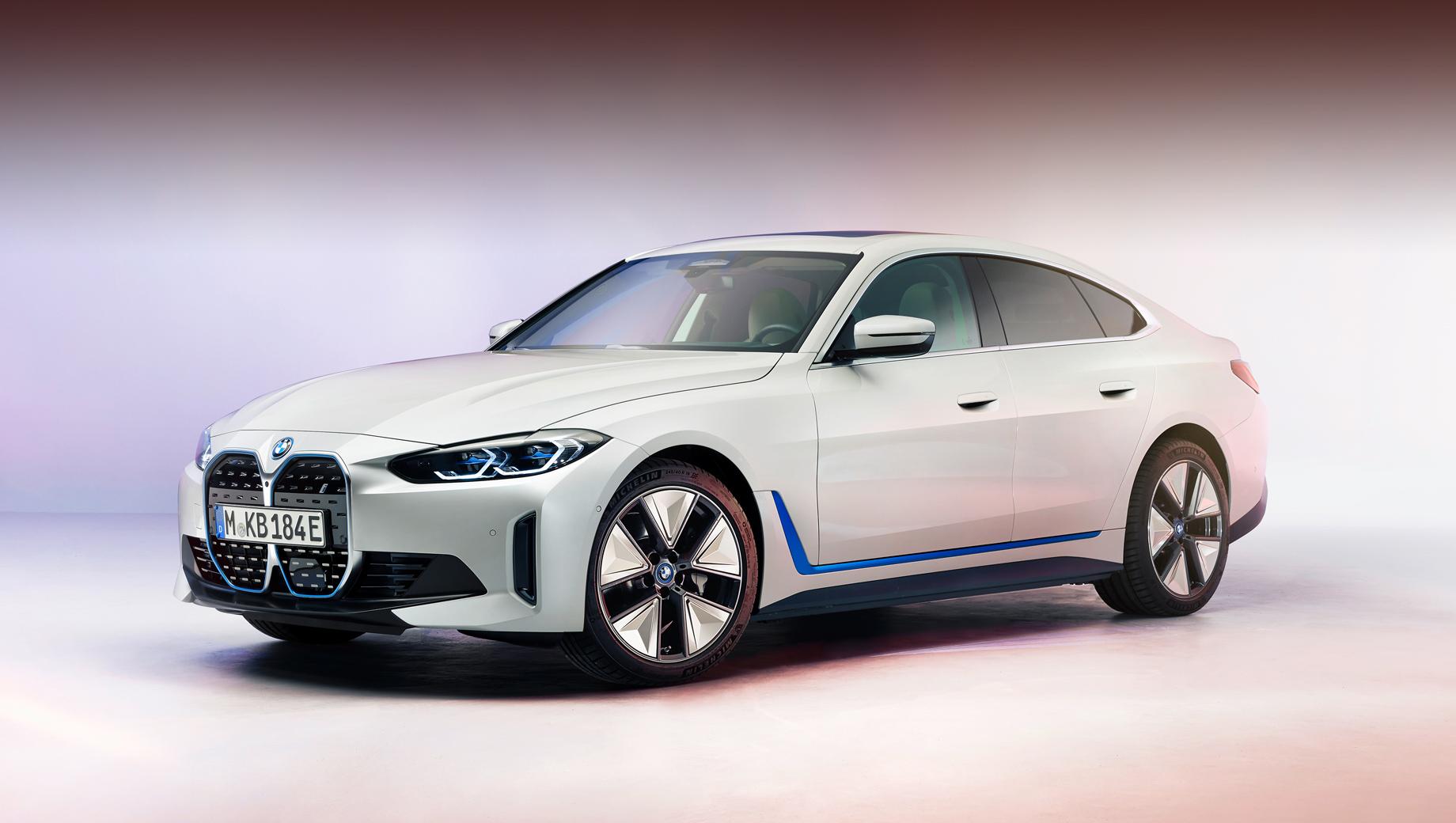 BMW Neue Klasse Line Of EVs