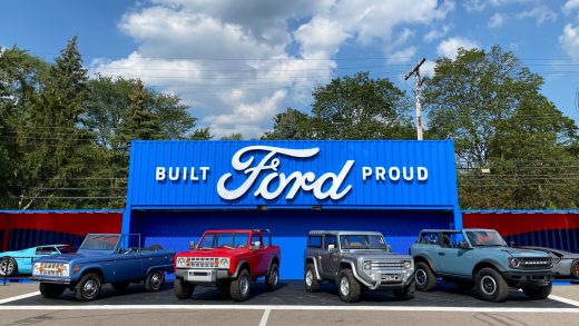 Ford Credit: Mike Levine