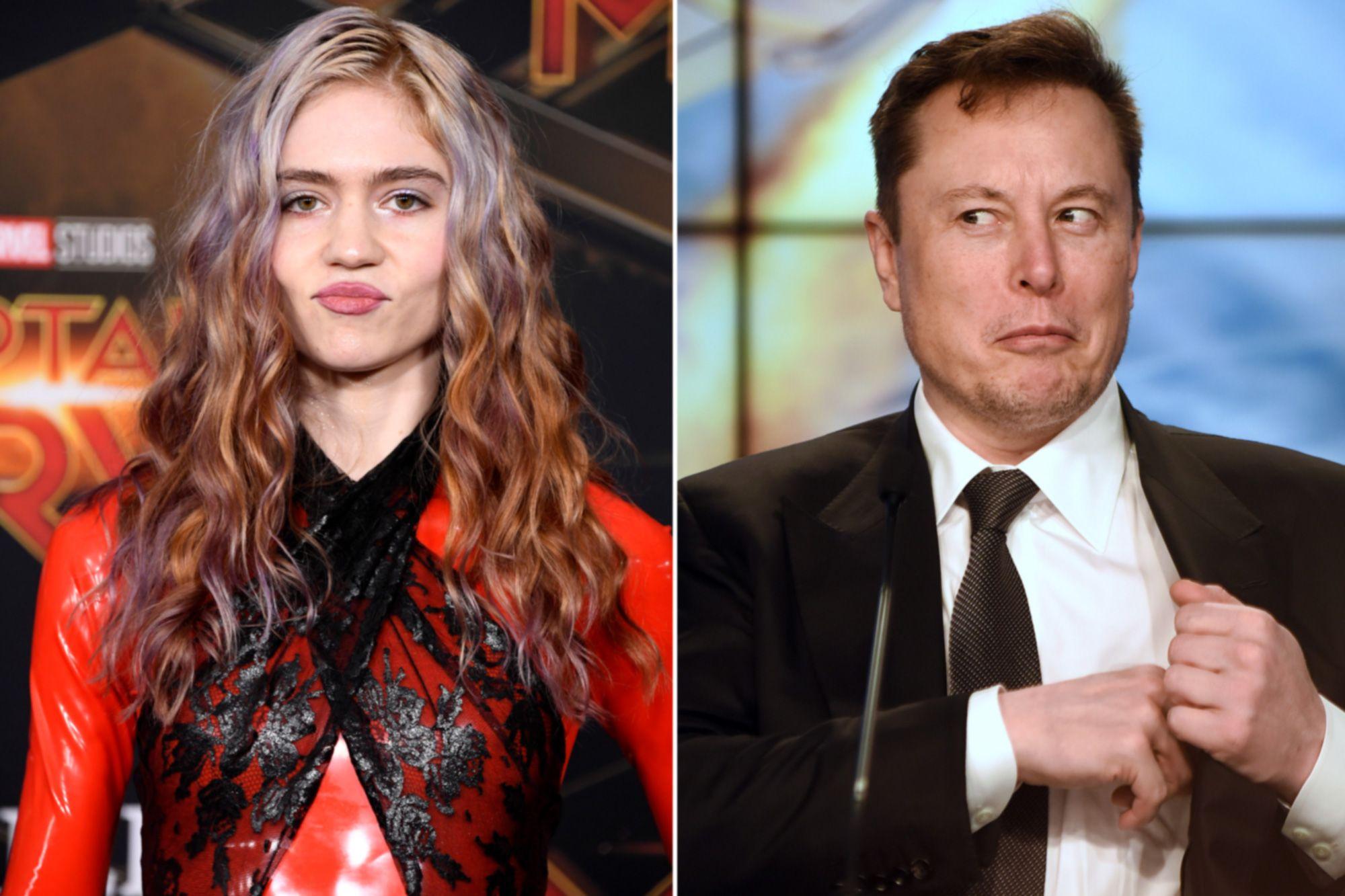 Elon Musk's Grimes