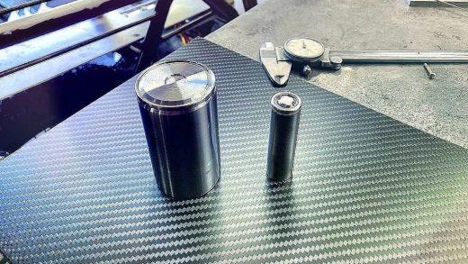 tesla battery 4680