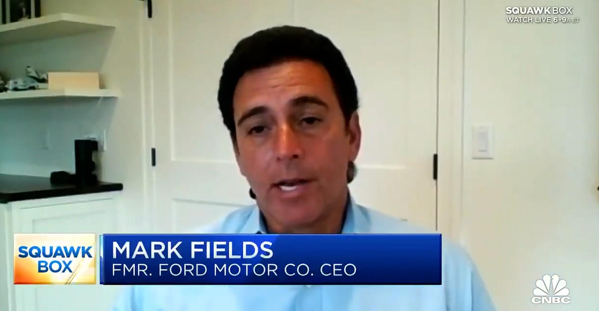 Tesla Ford