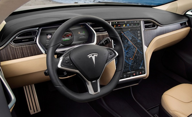 Tesla Is Developing Blockchain Platform