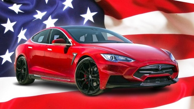 Elon Musk Tesla is 'The Most American Car Out There'