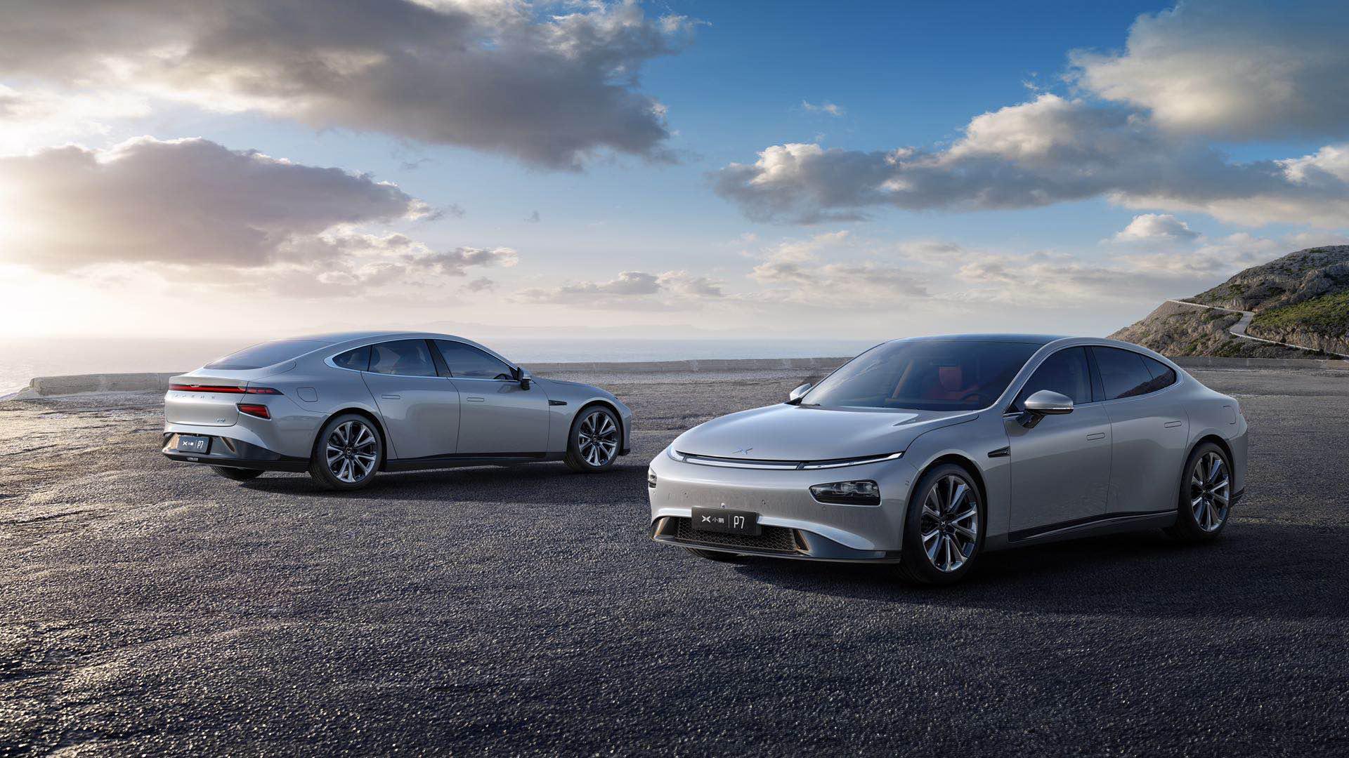 Tesla, Xpeng EV China