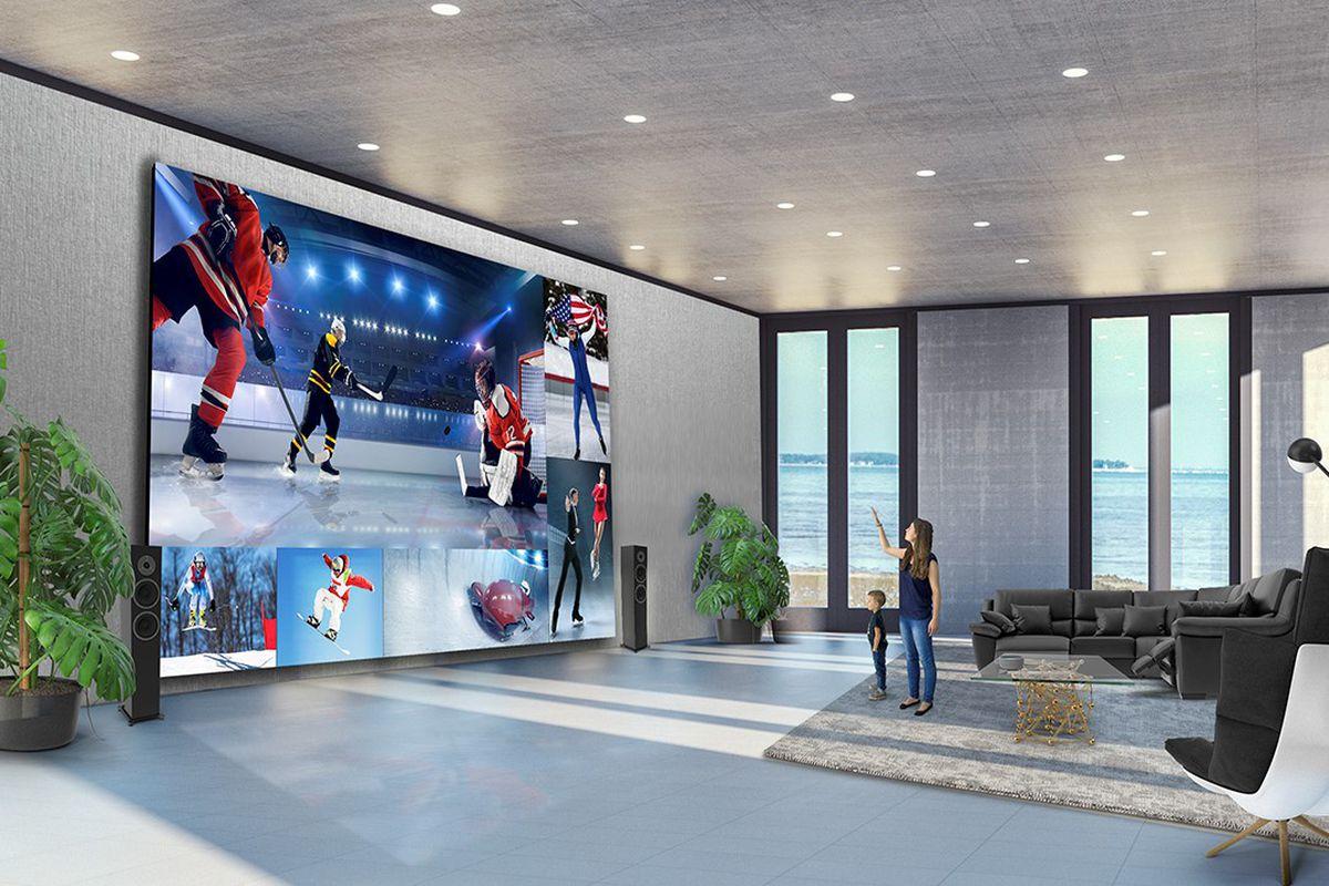 LG TV View LED (DVLED)