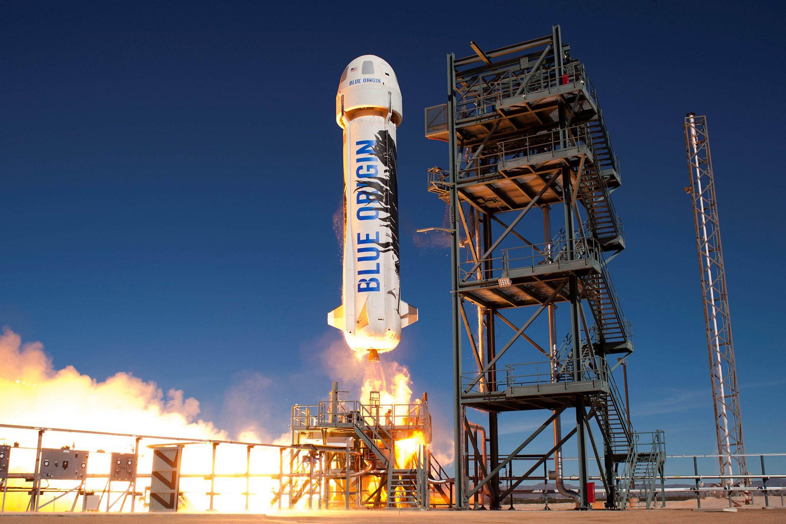 Blue Origin's