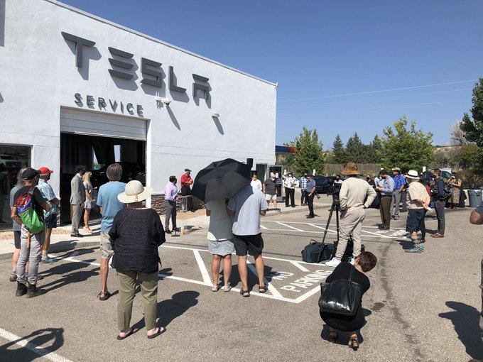 Tesla New Mexico service