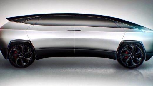 """Tesla """"Robo Van"""""""