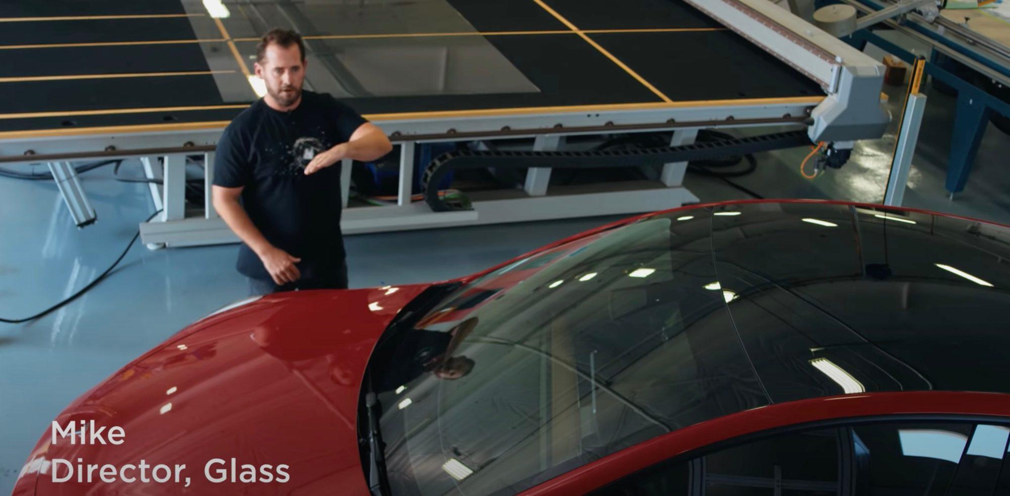 Tesla Glass