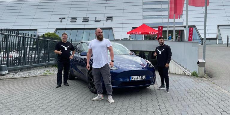 Tesla Model Y Europe