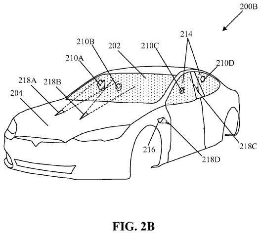 Tesla laser beam patent