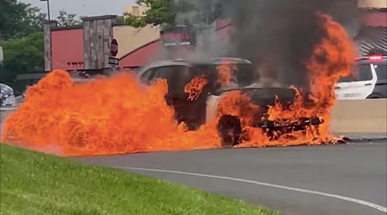 Tesla BMW X1
