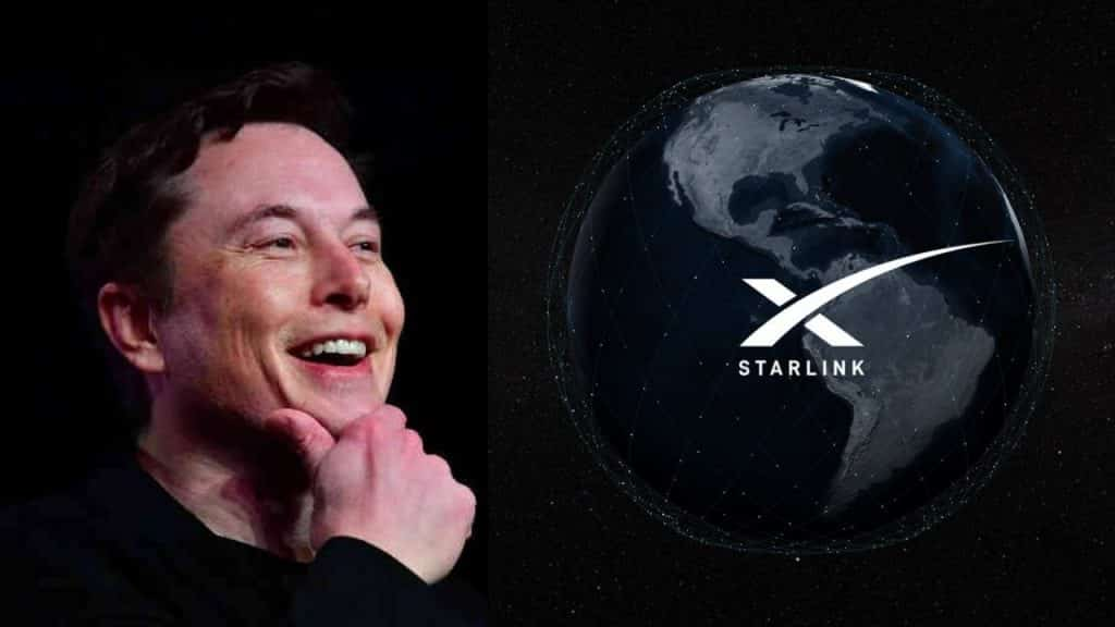 Elon Musk Starlink's SpaceX Joe Biden
