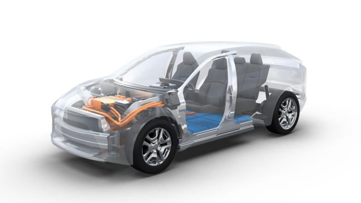 Toyota EV battery