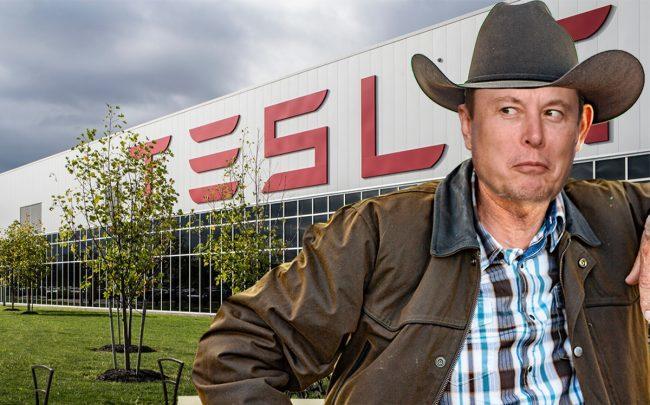 Tesla Gigafactory In Texas Teased By Elon Musk