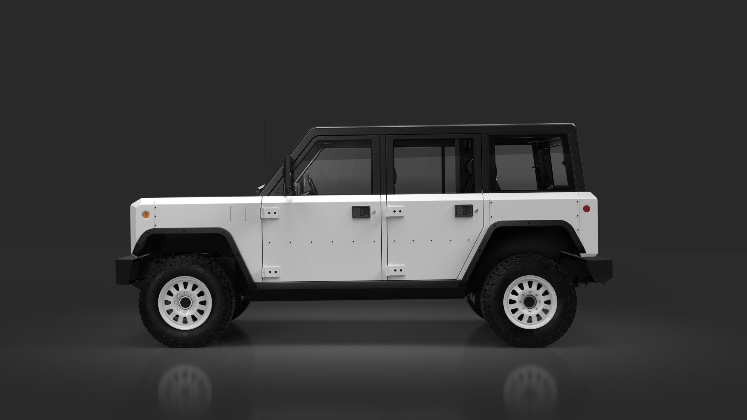 The Bollinger B1. Bollinger Motors