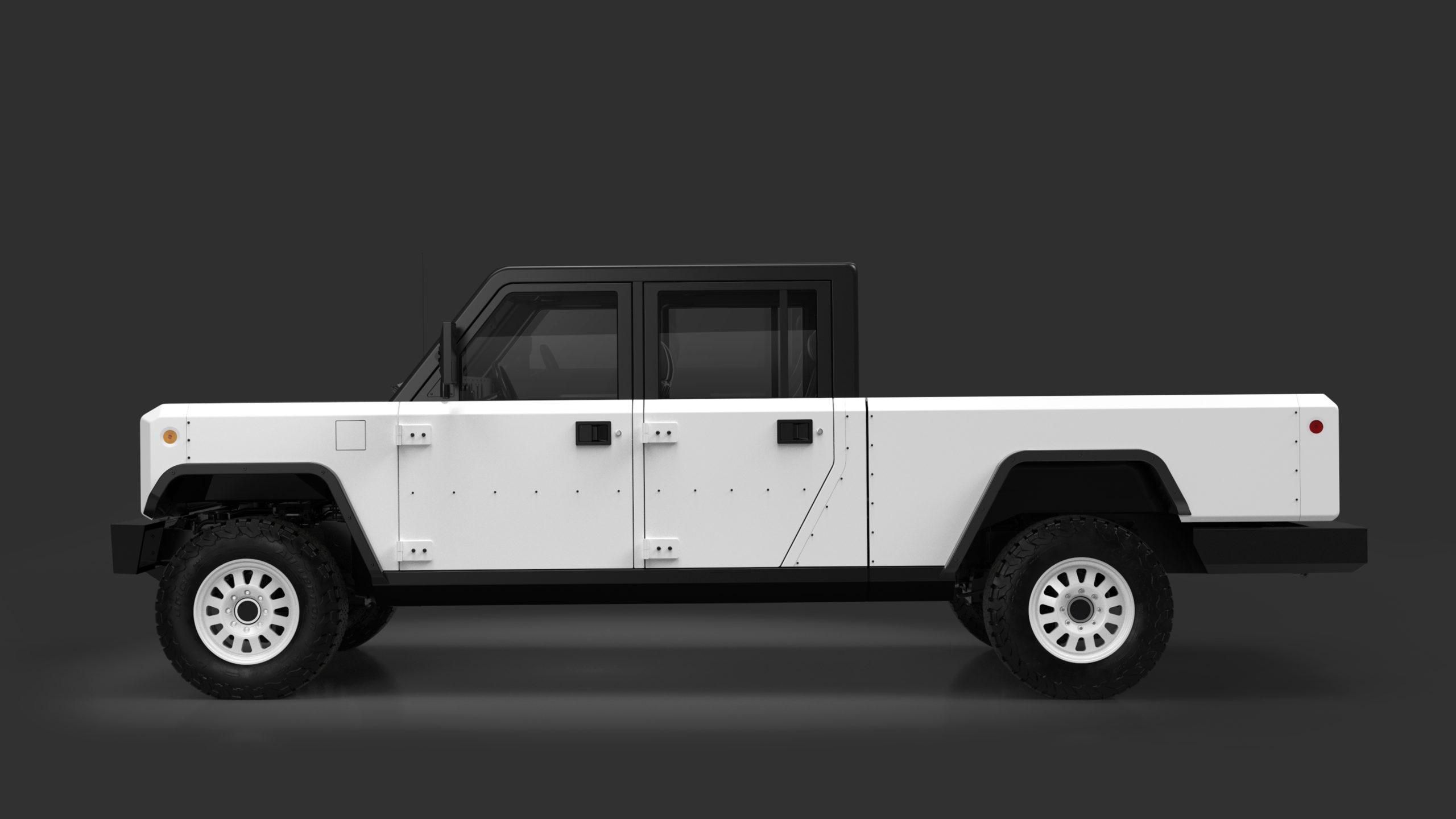 The Bollinger B2. Bollinger Motors