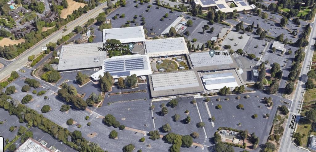 Tesla campus Palo Alto