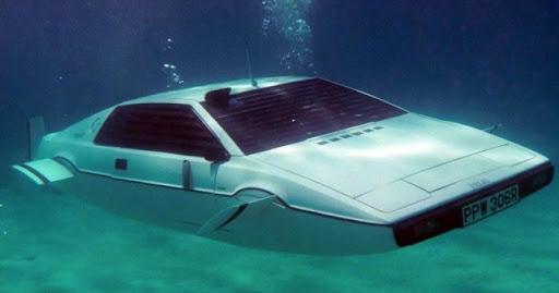 Bought 007's Lotus