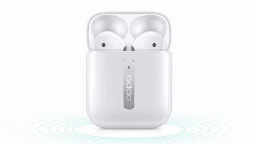 Oppo Enco Free Apple AirPods
