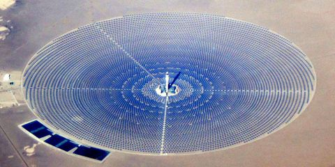 The $1 Billion Solar Plant Is an Obsolete, Expensive Flop.
