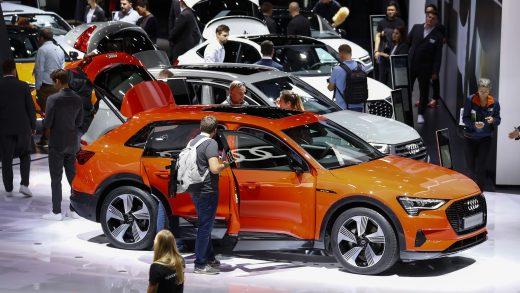 Audi Tesla