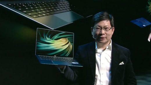 Huawei's MateBook X Pro
