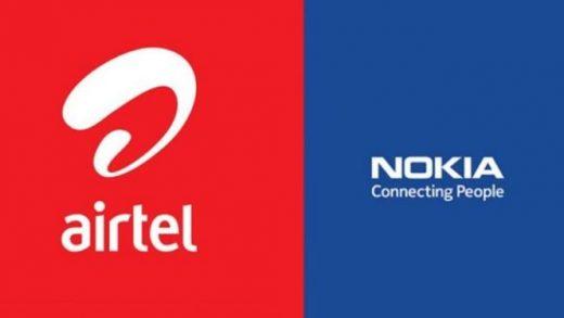 Nokia and Airtel