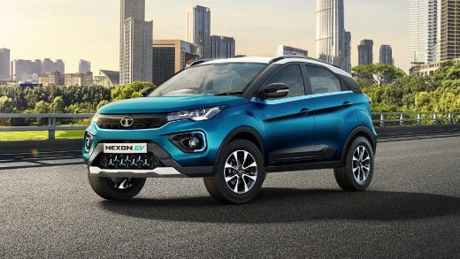 Indian cars electric