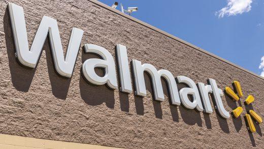 Walmart Jet Black
