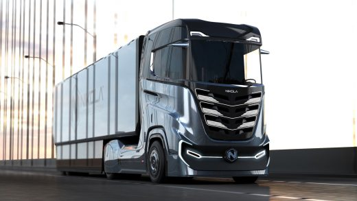 Hydrogen truckmaker