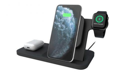 Logitech Powered AirPods, iPhone, Apple Watch