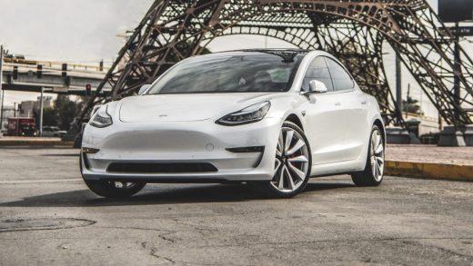 Tesla Model 3's