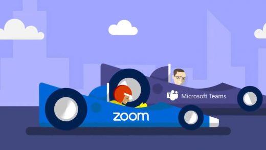 Microsoft Zoom
