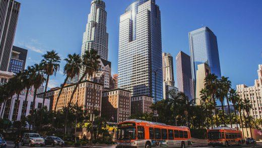 Los Angeles end Goldman Sachs