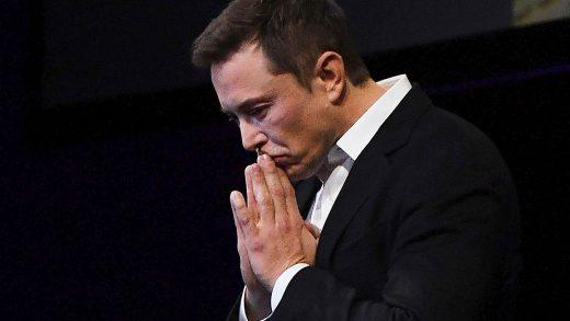 Tesla Elon Musk Coronavirus